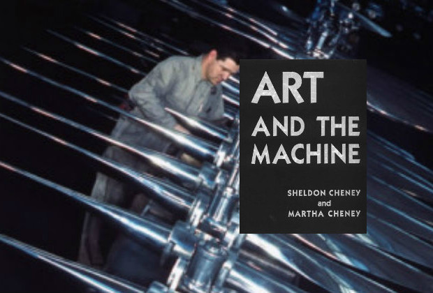 Art and the Machine book