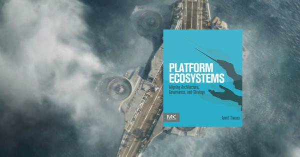 Platform Ecosystems book